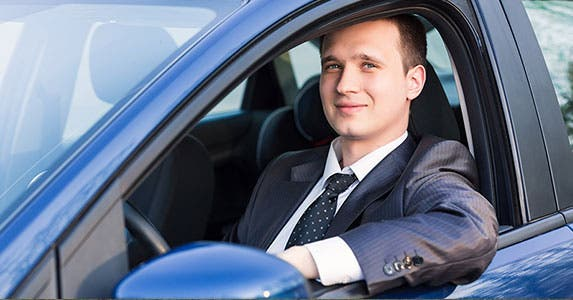Drive to your new job in a new car © Len44ik/Shutterstock.com