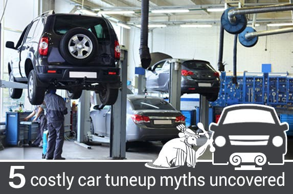 Costly Car Tune Up >> 5 Costly Car Tuneup Myths Uncovered Bankrate Com