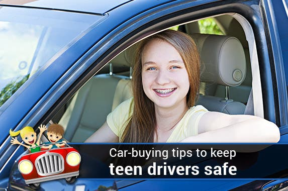 Car-buying tips to keep teen drivers safe © RossHelen/Shutterstock.com