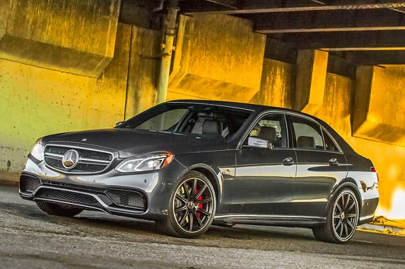 2015 Mercedes-Benz E class © Mercedes-Benz