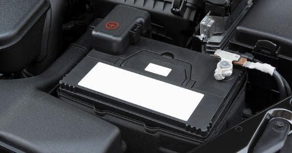 Car battery © iStock