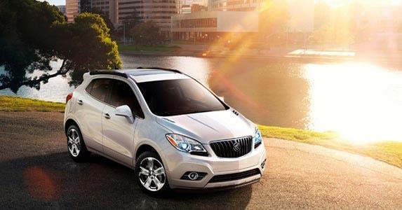 Buick Encore © General Motors
