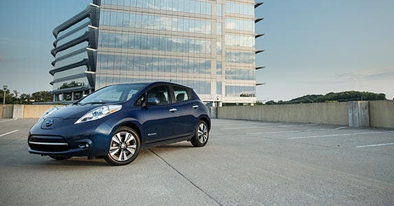 Nissan Leaf | Nissan