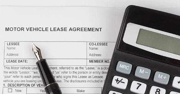 Car Lease Agreement  Must Know Terms And Restrictions  BankrateCom