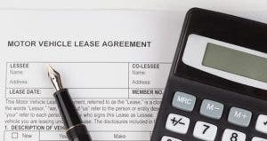 Car lease agreement | alexandre17/Getty Images