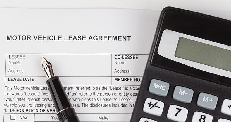Car Lease Agreement - Must Know Terms and Restrictions | Bankrate.com
