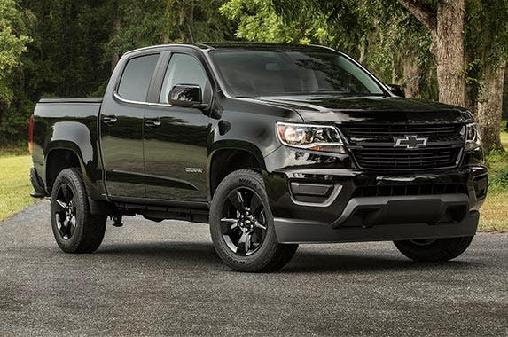 Chevrolet Colorado © General Motors