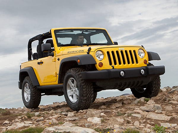 Jeep Wrangler 2dr 4WD