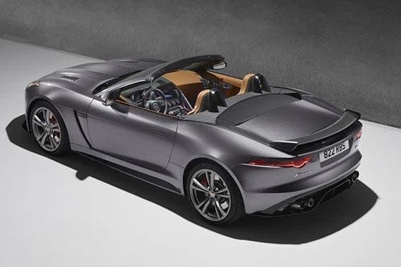 Jaguar F Type SVR | Jaguar