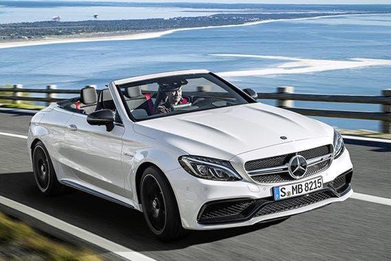 Mercedes-AMG C63 Cabriolet | Mercedes Benz