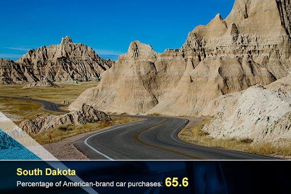 South Dakota © Earl D. Walker/Shutterstock.com