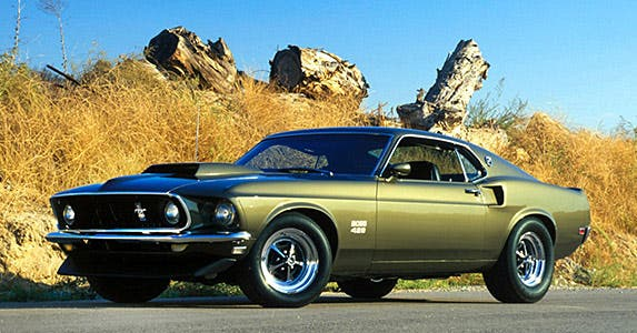 Best Muscle Cars Of All Time Bankratecom - Nicest classic cars