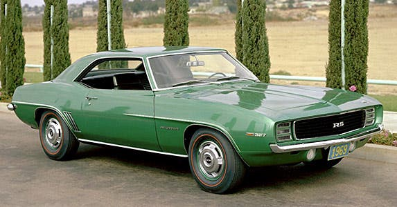 7 best muscle cars of all time for Best american classic cars