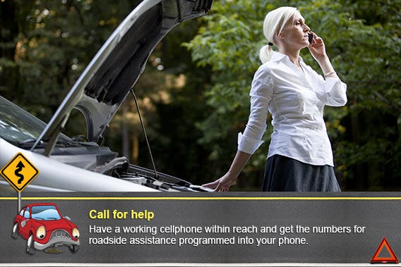 Call for help | © wellphoto/Shutterstock.com