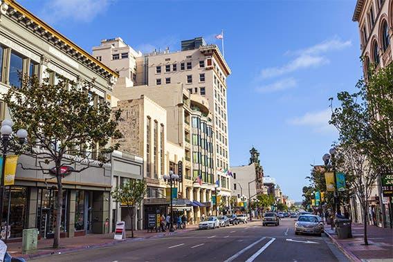 San Diego | © Jorg Hackemann/Shutterstock.com