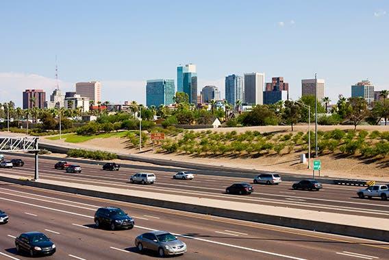 Phoenix | © Andrew Zarivny/Shutterstock.com