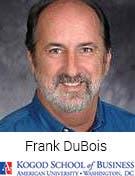 Frank DuBois, American University