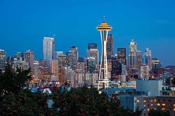 Seattle | © CrackerClips Stock Media/ Shutterstock.com