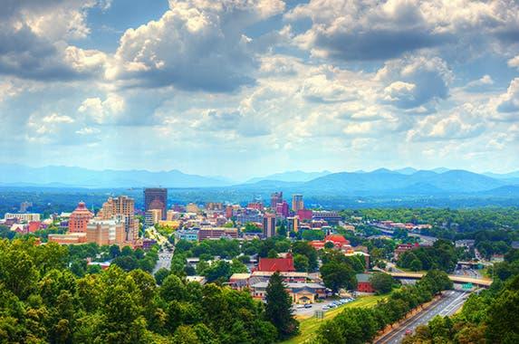Asheville| © Sean Pavone/Shutterstock.com