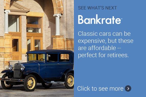 Classic cars fuel economy: © Photo courtesy Hagerty.com