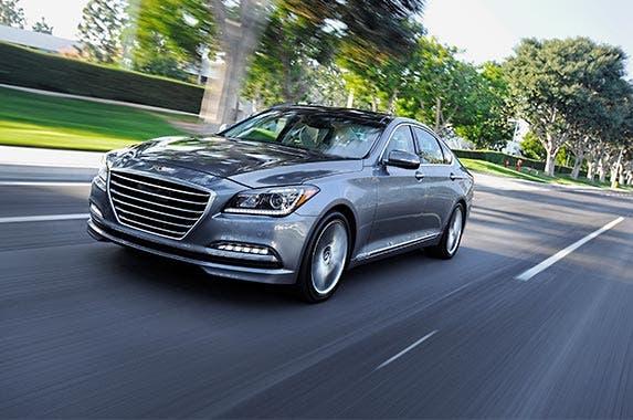 Hyundai Genesis | Hyundai