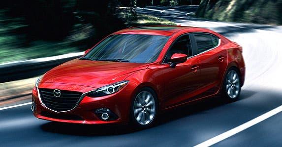 2014 Mazda 3 iTouring Sedan