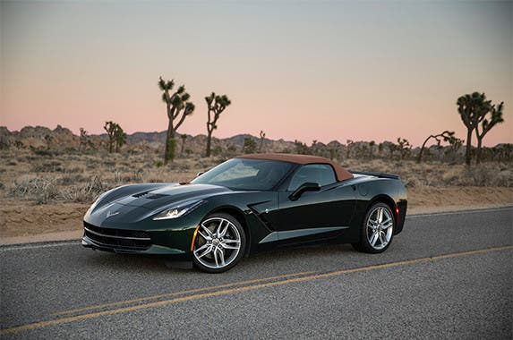 Chevrolet Corvette: General Motors