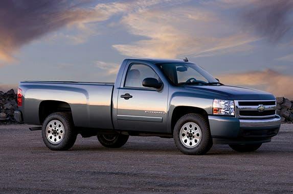 Chevrolet Pickup © General Motors