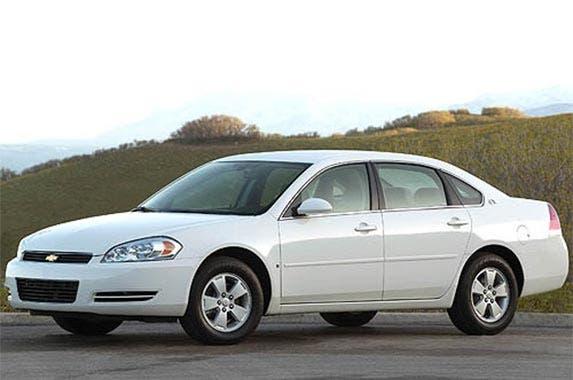 Chevrolet Impala © General Motors