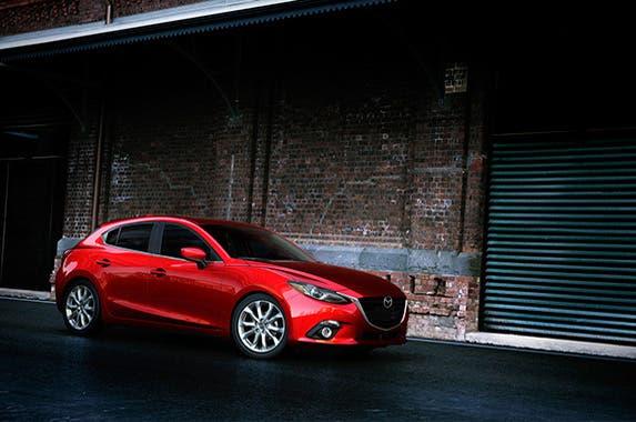 Mazda3 © Mazda