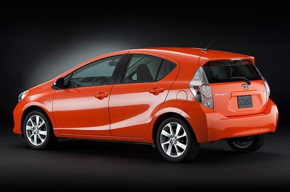 Toyota PriusC © Toyota