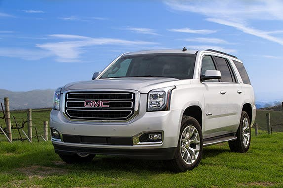 GMC Yukon © General Motors