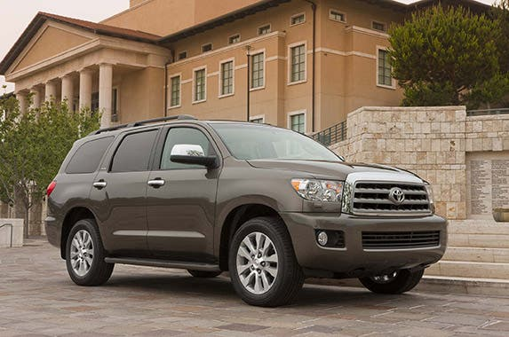 7 best suvs with great towing capacity. Black Bedroom Furniture Sets. Home Design Ideas