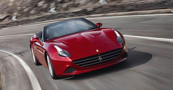 Ferrari California T © Ferrari