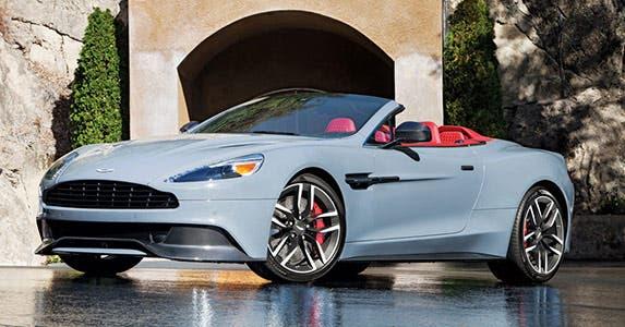 Aston Martin Vanquish Volante © Aston Martin