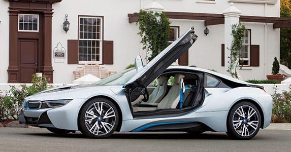 BMW i8 © BMW