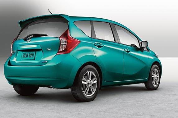 Nissan Versa Note © Nissan