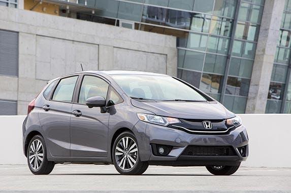 Honda Fit © Honda