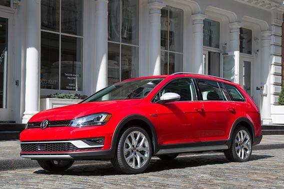 Volkswagen Golf Alltrack | Volkswagen