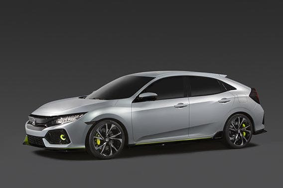 Honda Civic Hatchback | Honda