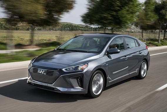 Hyundai Ioniq | Hyundai