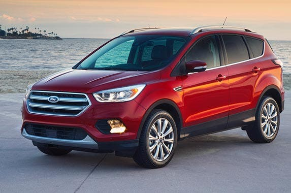 2017 Ford Escape | Ford
