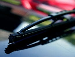 Change your wiper blades