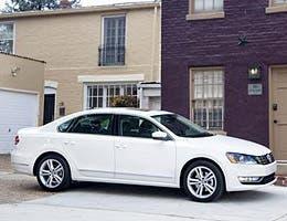 Volkswagen Passat TDI Clean Diesel SE