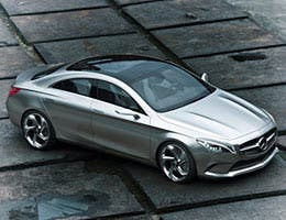 Mercedes-Benz Style Coupe