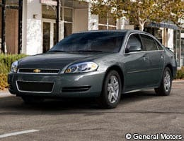 2013 Chevrolet Impala LT © General Motors