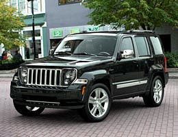 2012 Jeep Liberty Limited Sport 2WD