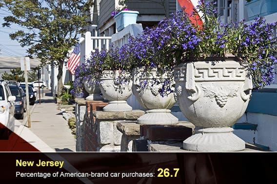 Car overlay: © donvictorio/Shutterstock.com, New Jersey: © Andrew F. Kazmierski/Shutterstock.com