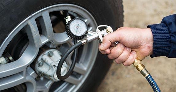 Tires © Mark Herreid/Shutterstock.com