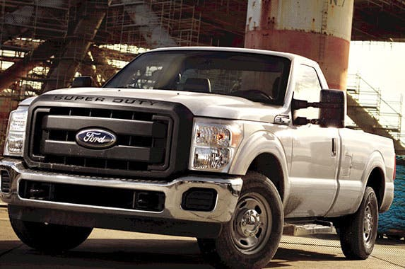 Ford F-250 Super Duty | Ford